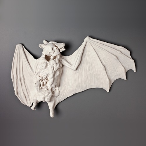 "fyeahwomenartists:  Kate MacDowellOutfoxed, 2011  (via Kate MacDowell - ""outfoxed "")"