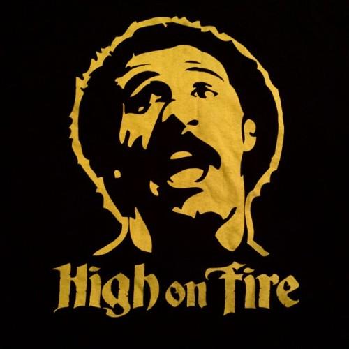 High On Fire. G
