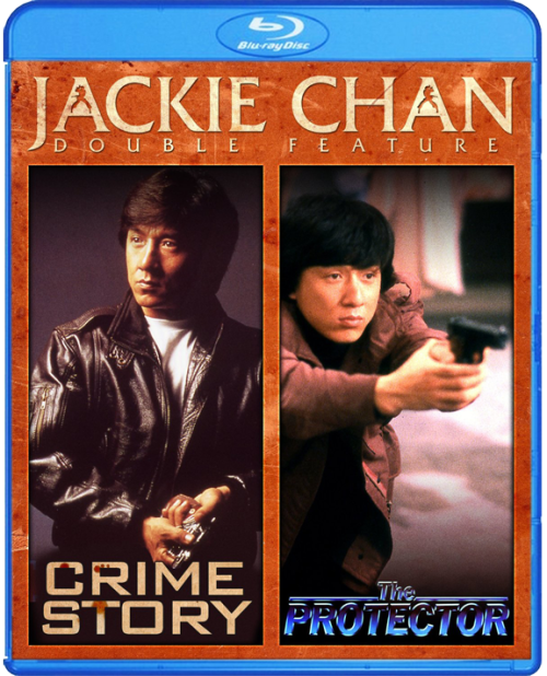 "Shout! Factory's Jackie Chan Double Feature, containing the films ""Crime Story"" and ""The Protector,"" hit retail last Tuesday. Our review goes in-depth about both films and the disc: http://www.cityonfire.com/jackie-chan-double-feature-crime-story-the-protector-1993-1985-review/"