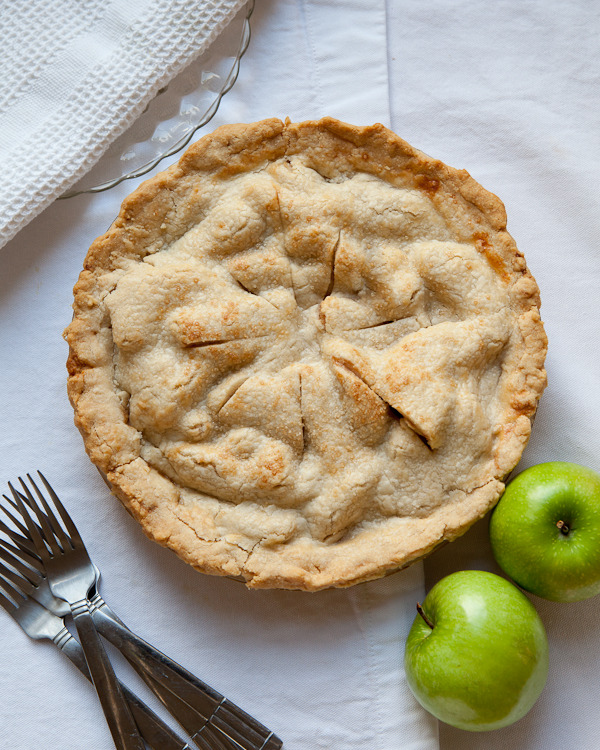 pie + granny smith