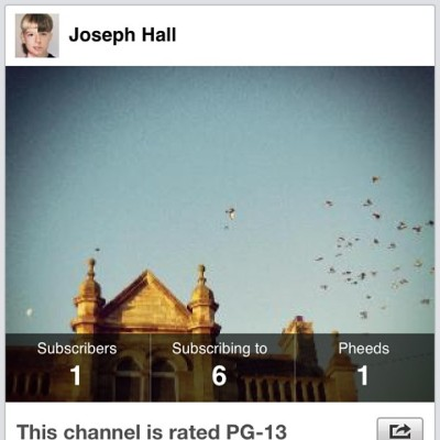 Trying pheed, give me a follow if you've got it! #pheed @josephhall23 #instagood #instagreat #jj_forums #instagramdaily #instafamous #igers #ipopyou  #iphonesia #webstagram #bestoftheday  #ahahahaCheah #igdaily #tweegram  #instamood #photooftheday #ignation #igaddict #primeshots #instadaily #instagram_underdogs