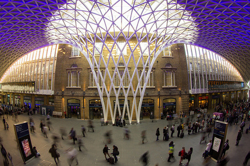 Kings Cross Station x