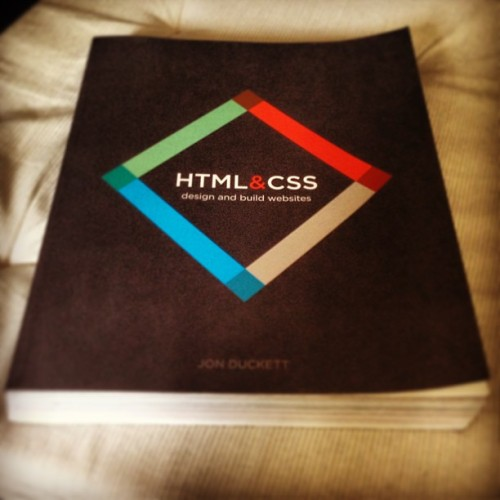 Weekend reading #html #css #reading #websitedesign #webtech  (at Bermondsey)