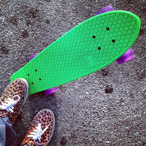 New cruiser (at Venice Beach)