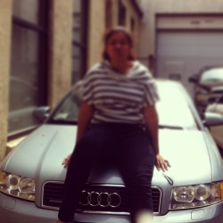 Vroom vroom🚙💨 #audi #a4 #quattro #1.8turbo I'm a mess doe🙈