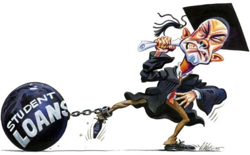 "Obama student loan policy reaping… wait for it… $51 billion profitMay 14, 2013 The Obama administration is forecast to turn a record $51 billion profit this year from student loan borrowers, a sum greater than the earnings of the nation's most profitable companies and roughly equal to the combined net income of the four largest U.S. banks by assets. Figures made public Tuesday by the Congressional Budget Office show that the nonpartisan agency increased its 2013 fiscal year profit forecast for the Department of Education by 43 percent to $50.6 billion from its February estimate of $35.5 billion. Exxon Mobil Corp., the nation's most profitable company, reported $44.9 billion in net income last year. Apple Inc. recorded a $41.7 billion profit in its 2012 fiscal year, which ended in September, while Chevron Corp. reported $26.2 billion in earnings last year. JPMorgan Chase, Bank of America, Citigroup and Wells Fargo reported a combined $51.9 billion in profit last year. The estimated increase in the Education Department's earnings from student borrowers and their families may cause a political firestorm in Washington, where members of Congress and Obama administration officials thus far have appeared content to allow students to line government coffers. The Education Department has generated nearly $120 billion in profit off student borrowers over the last five fiscal years, budget documents show, thanks to record relative interest rates on loans as well as the agency's aggressive efforts to collect defaulted debt. A spokesman from the Education Department did not respond to a request for comment. A Congressional Budget Office spokesman could not be reached for comment after normal business hours. The new profit prediction comes as Washington policymakers increasingly focus on soaring student debt levels and the record relative interest rates that borrowers pay as a potential impediment to economic growth. Regulators and officials at agencies that include the Federal Reserve, Treasury Department, Consumer Financial Protection Bureau and Federal Reserve Bank of New York have all warned that student borrowing may dampen consumption, depress the economy, limit credit creation or pose a threat to financial stability. At $1.1 trillion, student debt eclipses all other forms of household debt, except for home mortgages. It's also the only kind of consumer debt that has increased since the onset of the financial crisis, according to the New York Fed. Officials in Washington are worried that overly indebted student borrowers are unable to save enough to purchase a home, take out loans for new cars, start a business or save enough for their retirement. Policymakers also are worried about the effect that high interest rates on outstanding student debt may have on the broader economy. Congress sets interest rates on federal student loans, with rates fixed on the majority of loans at 6.8 and 7.9 percent. But as the Federal Reserve attempts to lower borrowing costs for everyone from households and small businesses to large corporations and Wall Street banks, student borrowers have not been able to benefit. Compared to a benchmark interest rate — what the U.S. government pays to borrow for 10 years — student borrowers have never paid more, increasing the burden of their student debt as wage increases and yields on investments and bank accounts fail to keep up with the relative increase in student loan interest payments. President Barack Obama recently asked Congress to tie federal student loan interest rates to the U.S. government's borrowing costs. In a possible sign of congressional intent, leading Democratic senators on Tuesday proposed legislation that would keep existing interest rates on some student loans for the neediest households fixed at 3.4 percent, rather than allowing them to revert back to their original 6.8 percent rate. The legislation, dubbed the ""Student Loan Affordability Act"" and proposed by Senate Majority Leader Harry Reid (D-Nev.), Sen. Patty Murray (D-Wash.), Sen. Jack Reed (D-R.I.), and Sen. Tom Harkin (D-Iowa), aims to help a small subset of future student borrowers who take out loans over the next two years. The bill does nothing for existing student debtors. ""Today's figures from the CBO underscore the urgent need for Congress to prevent the July 1 interest rate hike and address the crushing debt placed on students,"" said Tiffany Edwards, spokeswoman for Democrats on the House Education and Workforce Committee. Rohit Chopra, the Consumer Financial Protection Bureau official overseeing the regulator's student debt efforts, has warned policymakers to not focus solely on future borrowers. ""The whole student loan problem is a problem that should be of deep concern to this body,"" said Richard Cordray, CFPB director, during testimony last month before the Senate Banking Committee. ""These are young people that we should care a great deal about."" ""They're the ones with the ambition, aspirations and dreams, and they're getting saddled with debt that they don't understand,"" Cordray said of student borrowers. ""It's holding them back and it's making them unable to rise and succeed and become leaders in our society."" He added: ""It's a significant problem and we're going to be doing everything that we can to address it at the bureau."" The CFPB has been focusing on helping existing borrowers refinance high-rate debt or modify the terms of their loans. In a report earlier this month, the CFPB lamented that borrowers are unable to refinance their obligations after they have graduated from college and secured well-paying jobs. ""Corporate entities, homeowners, and many others have been able to refinance debt at quite low rates, and student loan borrowers are wondering why they can't do the same,"" Chopra said. The CFPB suggests that increased concentration in the student loan market may inhibit refinancings and debt workouts. Lenders and the Education Department profit when borrowers pay higher rates than they otherwise would in a normally-functioning market. Unlike traditional lenders, though, the Education Department's profits are barely dented by loan defaults. For loans made in 2013 that eventually default, the department estimates it will recover between 76 cents and 82 cents on the dollar. Bankruptcy rarely discharges student debt. The Education Department's collection efforts are aided by loan default specialists, including NCO Group Inc., a company owned by JPMorgan. Source"
