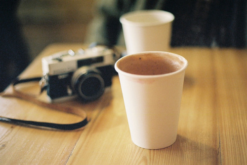 nascor:  A hot chocolate kind of afternoon. by Julie Lavelle on Flickr.