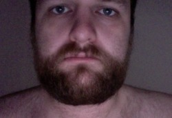 None of you have seen the full extents of my beard and since it's the only thing I like about myself, I thought I'd share it while I still can.
