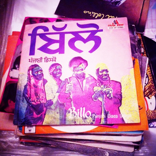 smashi:  Billo - Punjabi Disco Songs (Indian Boney M Covers)