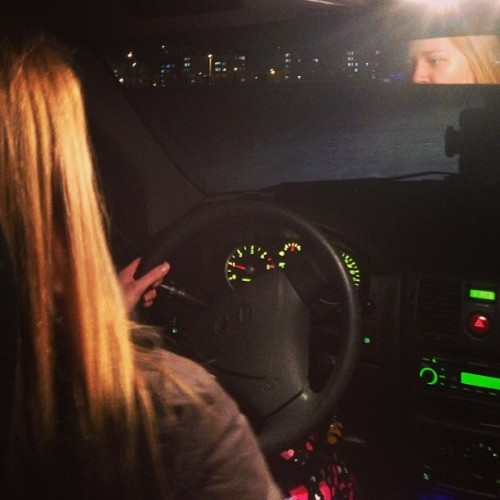 #Car #night #like #instagram #ig #me #drive #driver #instalove #instalike