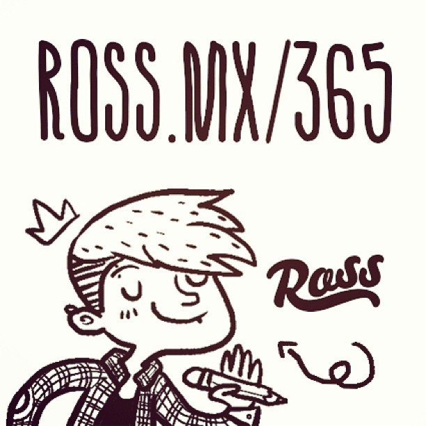 Mi nuevo blog de sketches diarios www.ross.mx/365  #cool #creative #sketch #heart #happy #draw #art #mexico #mty #mextagram #instagood