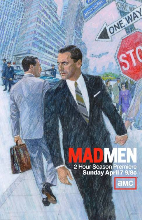 (via See Mad Men's Official Season-Six Poster — Vulture)