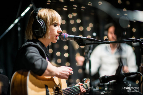 The Joy Formidable at KEXP - Seattle on 2013-03-27 - _DSC6654.NEF by laviddichterman on Flickr.
