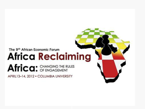 "SPEAKING ENGAGEMENT | Columbia University's Africa Economic Forum, ""African Fashion, Creativity, and the Path To Success""  April 14, 2012 - ""For decades, African inspired designs, from Yves Saint Laurent's collection in the 1960s to Burberry's Spring/Summer 2012 Collection, have graced the runways of fashion capitals around the world. In recent years, a new breed of designers from the continent who are looking beyond the clichés of the African aesthetic by embracing both traditional and contemporary garments have broken unto the international fashion scene. With glamorous fashion week events sprouting up around the continent, several talented designers are getting media exposure and into retail outlets around the world.  However, there are still a number of challenges in manufacturing and quality control and the local textile industry has suffered from poor government policies and a lack of infrastructure. This illustrious group of panelists will discuss some of the recent trends in the industry and showcase examples of how entrepreneurs are overcoming the difficulties and blazing new trails to success."" Visit the Columbia AEF site here."