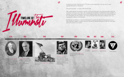 Editorial design as part of my F.M.P project at college entitled 'Illuminati Exposed' http://www.behance.net/liam_edwards www.facebook.com/liamedwardsdesign