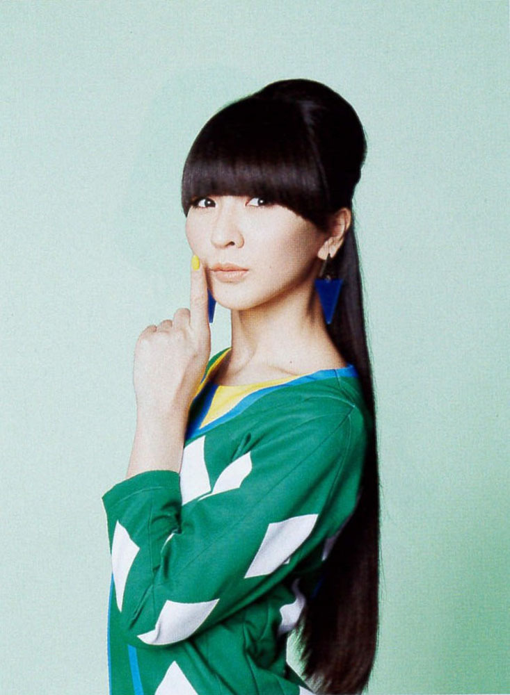 Kashiyuka in WHAT's IN? June 2013