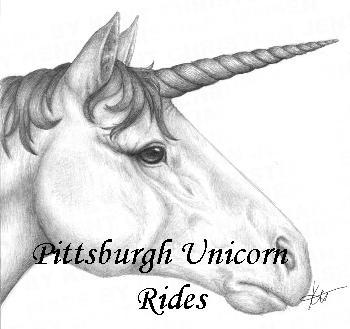 Pittsburgh Unicorn Rides         via pitt.edu     .