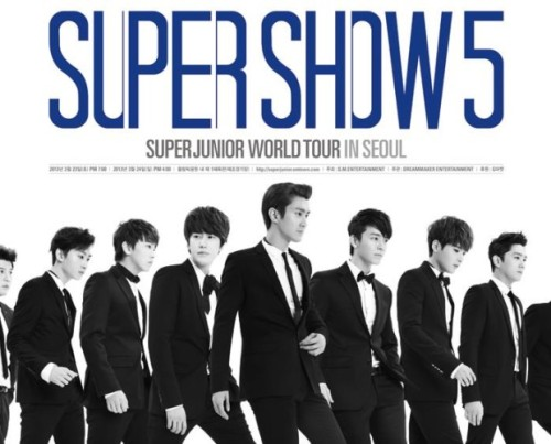 seoulbeatscom:  SB Bite: Super Show 5 Will Be Coming To Brazil, Argentina, Peru, And Chile Lucky South American ELF! Patricia thinks this is a good sign for other international ELF, too… Click through to see Super Junior confirming the stops to fans!