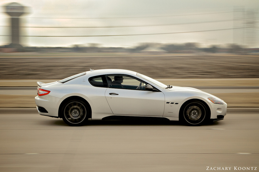 automotivated:  Maserati GranTurismo MC Sport Line (by Zachary Koontz Photography)