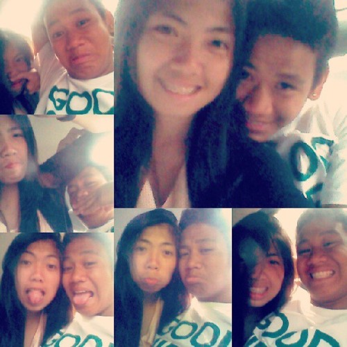 Hi baboy @DorBochog :)) #smile #happy #life #enjoy #selfie #me #him #love #vain #igers #girl #boy #instadaily #instacollage #instagood