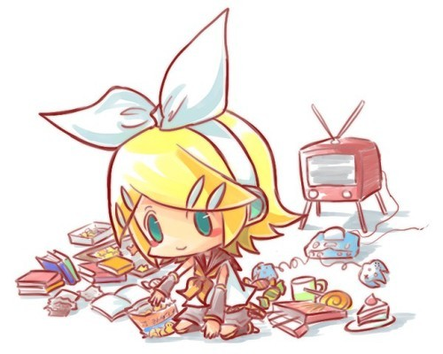 acee-aly-014:  Kagamine Rin on We Heart It. http://weheartit.com/entry/57309968