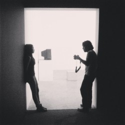 Model and Photographer  (en Museo Universitario de Arte Contemporáneo)