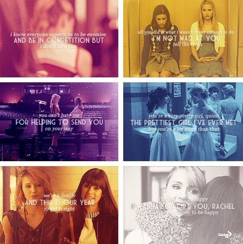 smileateverymoment:  Faberry is on Bitch