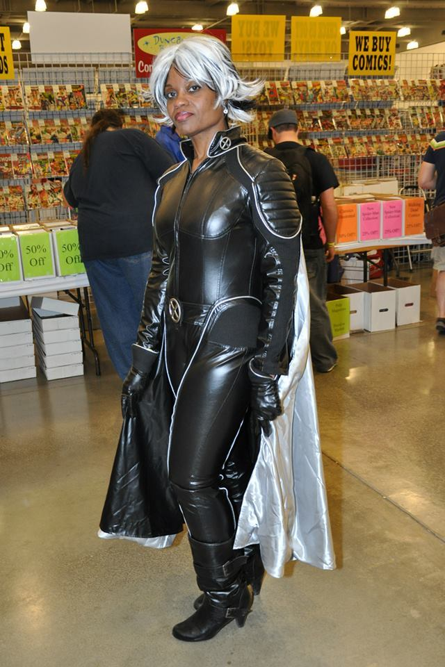 X Character: Storm Series: Marvel Comics
