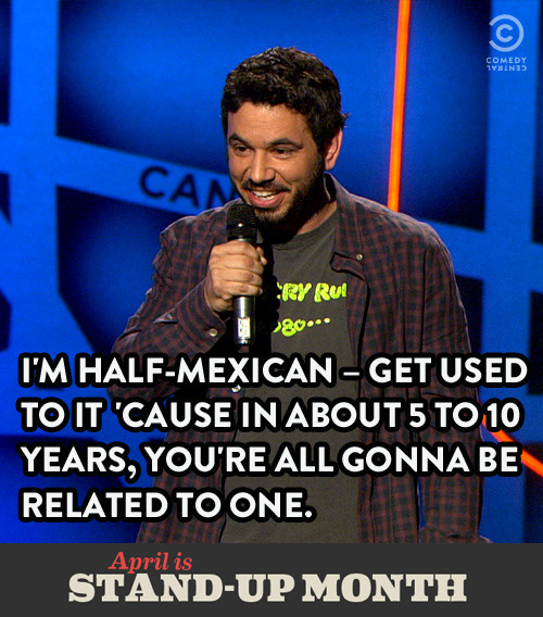 For more Al Madrigal, don't miss the premiere of Why Is the Rabbit Crying? tonight at 11/10c.