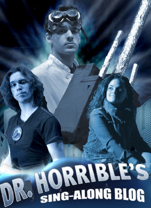 purchasecollege:  Learn about Dr. Horrible's plan to take over the world! April 4th - 7th at the Underground Theatre of the PAC.  (Showtimes: Thurs. and Sat. at 8pm, Fri. at 7pm, Sunday at 4pm)