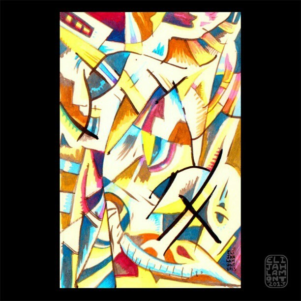 Abstract 6 - @spaciousmind- #webstagram