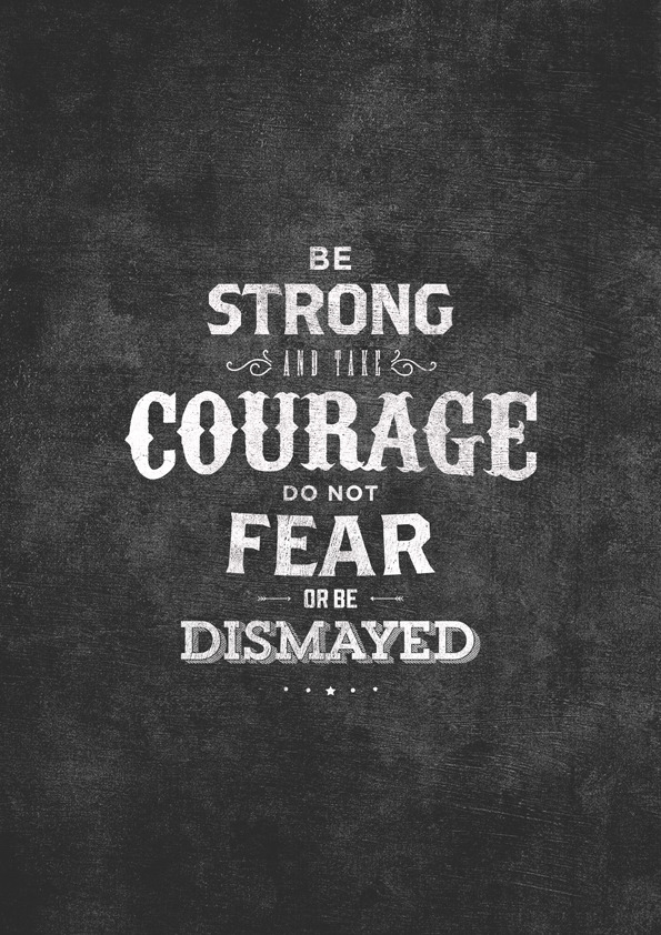 Be strong  Source