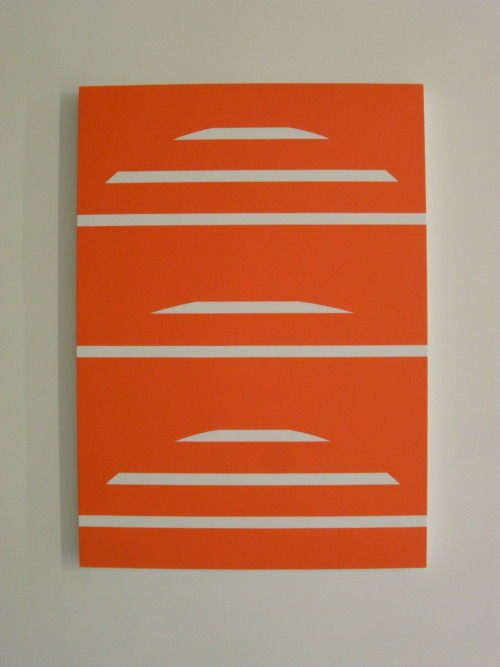 **52 X 4 No8** , 1952, blow up in 2006 , Francois Morellet Taken with permission of Ikon gallery, Birmingham, England