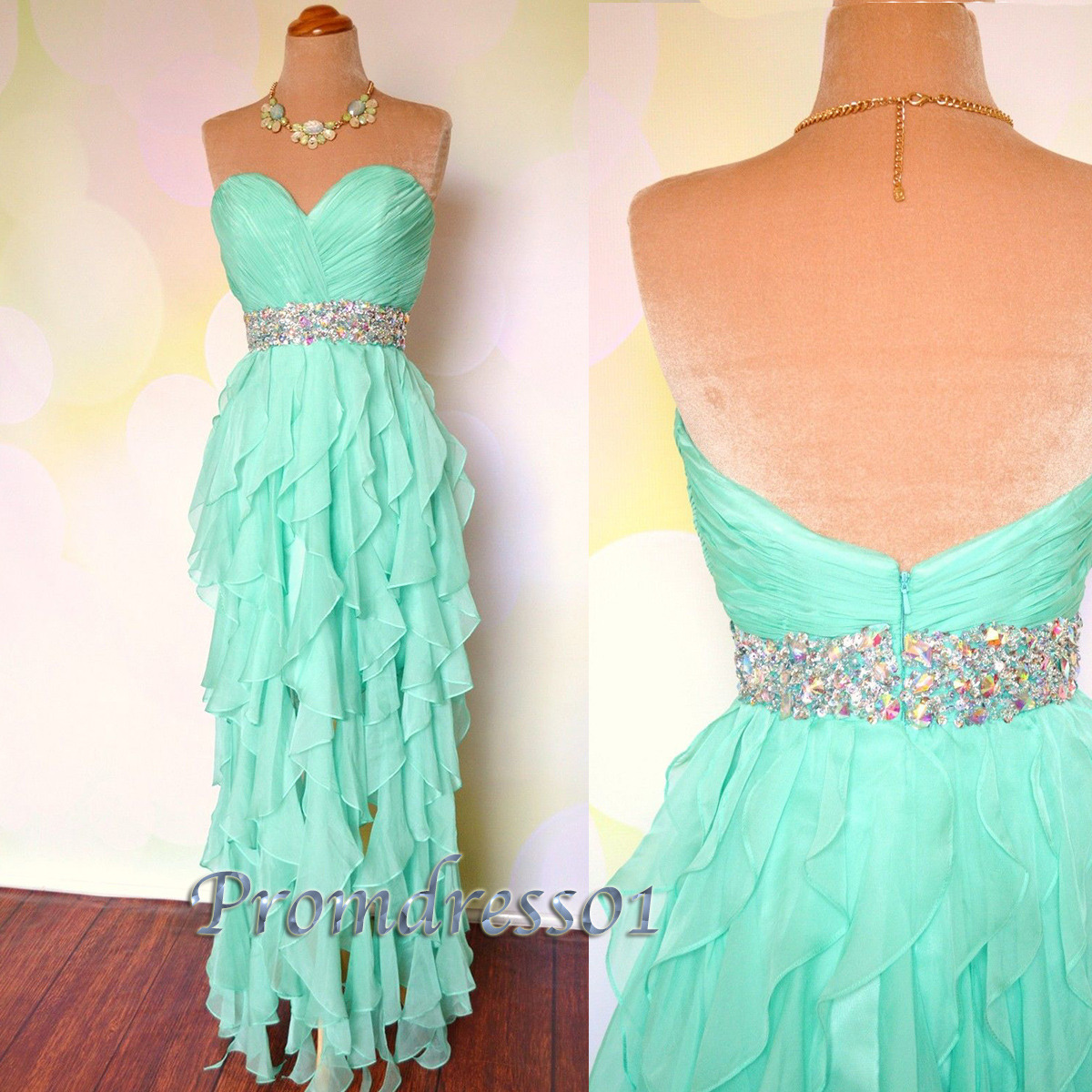 Are mistaken. green teen dresses
