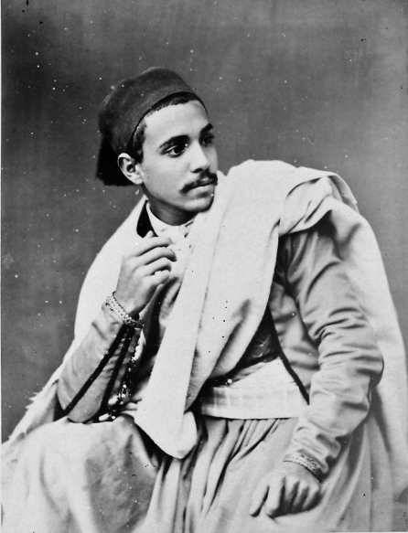 19th century Algerian man