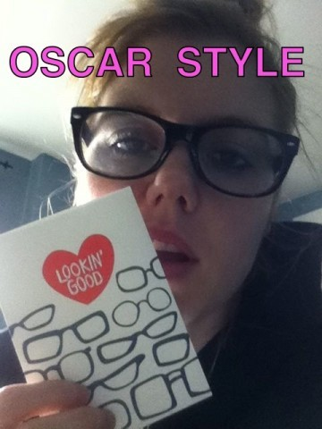 STACEY HELPS: GET THE 2013 OSCAR LOOKSby Stacey McGunnigle http://bit.ly/13UQw8c