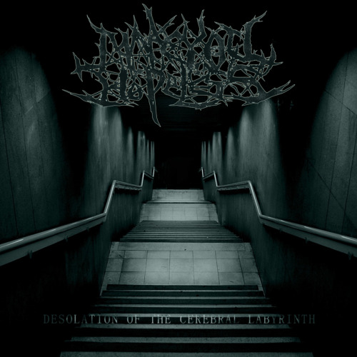 Make You Hopeless - Desolation Of The Cerebral Labyrinth [EP] (2013)