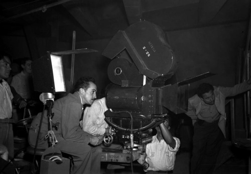 Gabriel Figueroa.   Figueroa was a Mexican cinematographer whose contribution to cinema is nothing less than iconic. He worked with such directors like Luis Buñuel, John Huston, John Ford, and Emilio Fernández, whose collaborations defined the course of Mexican cinema.