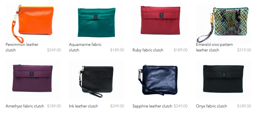 Everpurse, a line of clutches that charge your phone WE *CAN* HAVE IT ALL!