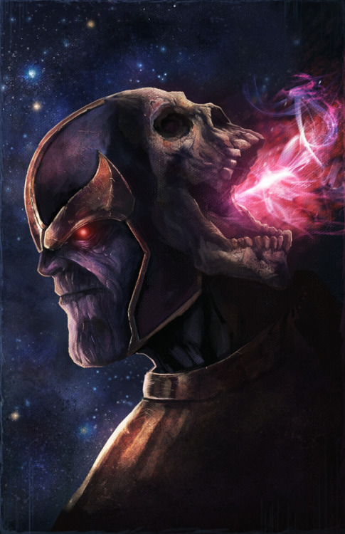 imthegdbatman:   Thanos | pinkhavok