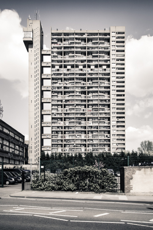 Trellick Tower London.