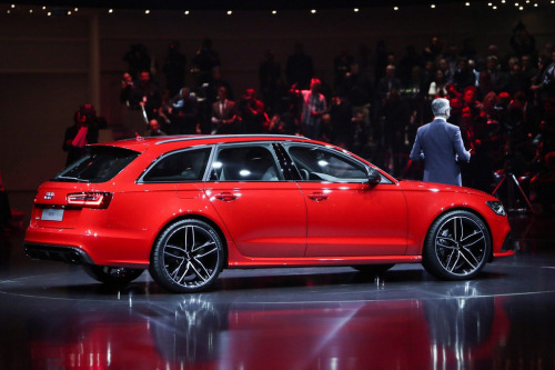 carpr0n:  Introduction Starring: Audi RS6 Avant (by BestMotoring.CN)