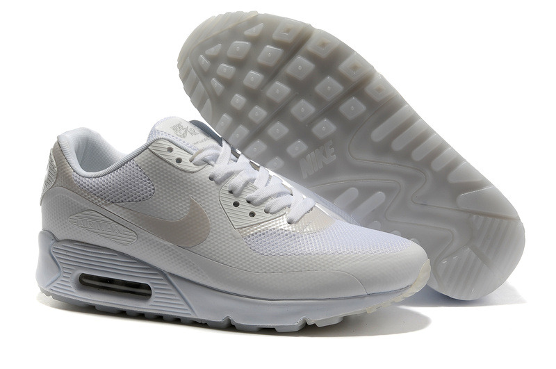 Nike Air Max 90 Hyperfuse Premium (White)