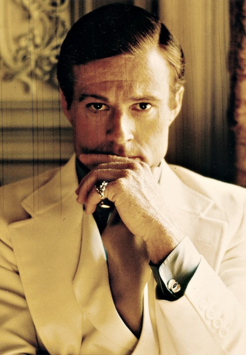 Robert Redford in The Great Gatsby [1974]