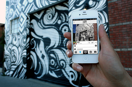 laughingsquid:  1AM Mobile, A Community-Powered Street Art Discovery App