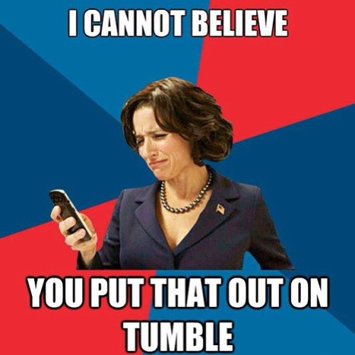 #veep #hbo #tumblr #meme