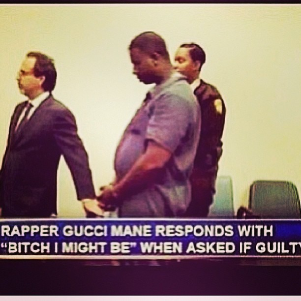 Gucci really bout that life