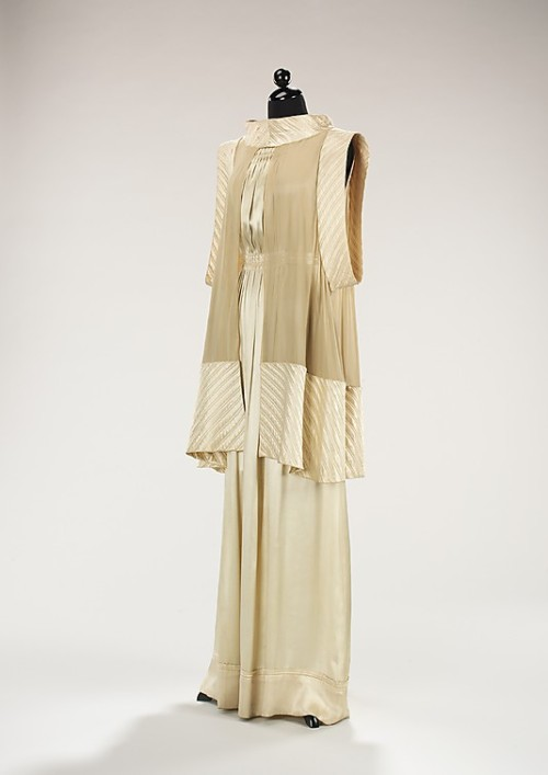 Ensemble Jeanne Lanvin, 1935 The Metropolitan Museum of Art