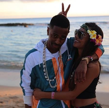 cali-girls-do-it-better:  Big Sean & Naya ❤