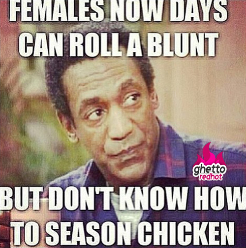 Females these days …http://www.ghettoredhot.com/females-now-days/